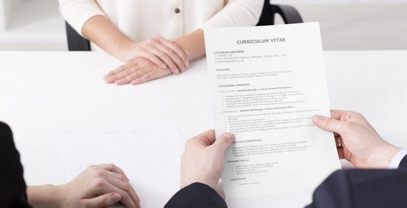mity związane z CV