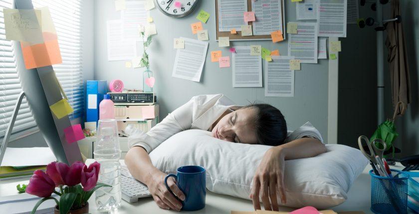 zmęczenie